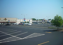 Parking Lot Maintenance Inc. has the equipment and know-how to handle all your parking pavement repair and maintenance needs